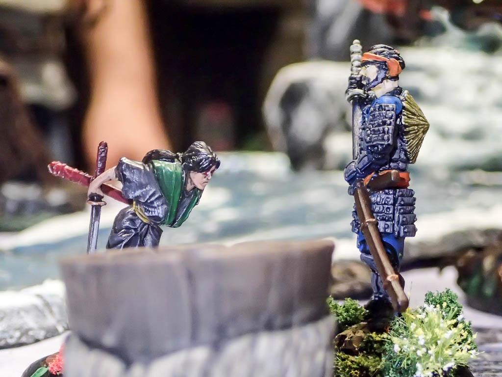 AAR- CSW's First game of Bushido – Chicago Skirmish Wargames