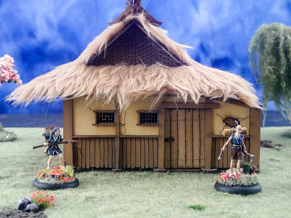 Review- Official Bushido Terrain by 4Ground – Chicago