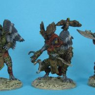 Painted Tengu Starter Set
