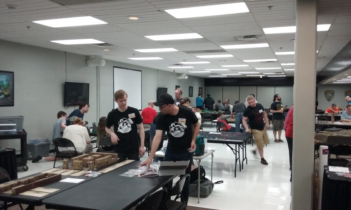 Tabletop Minoins Expo 2017