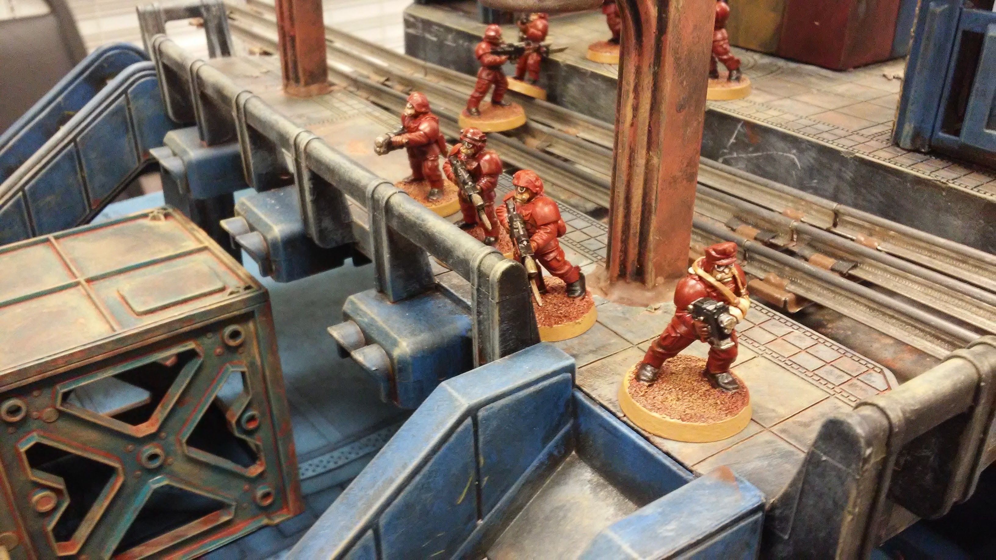 Games workshop colorado - A Number Of Csw Members Have A Long Term Love For The Classic Game Necromunda So We Were Quite Excited To Hear That Games Workshop Was Using The