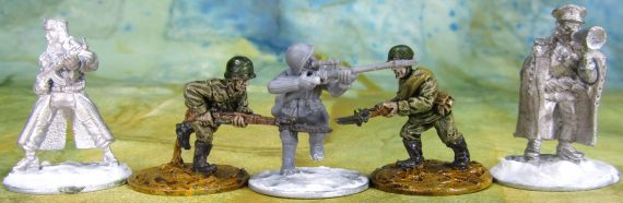 Comparrison of Gaddis Gaming and Warlord Games Soviet figures