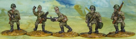 Gaddis Gaming Soviet Infantry 1 of 2