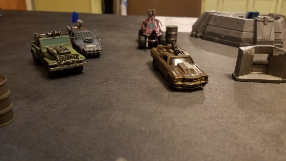 aar checkpoint bravo gaslands race chicago skirmish wargames