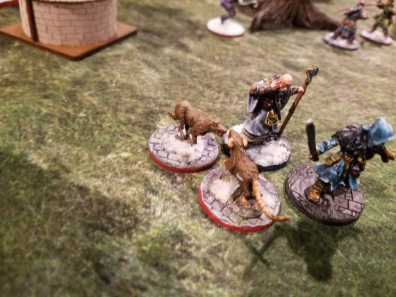 Exploring with the Rangers of Shadow Deep! – Chicago Skirmish Wargames